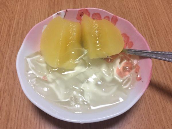 リンゴゼリー
