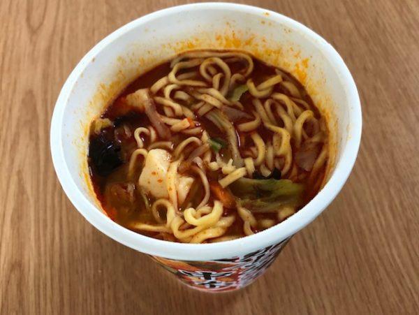 蒙古タンメン辛旨味噌2