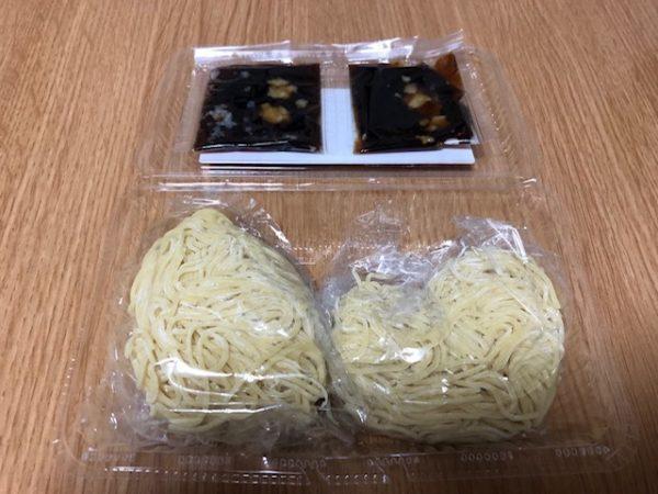 もっちり生製麺の喜多方ラーメン2