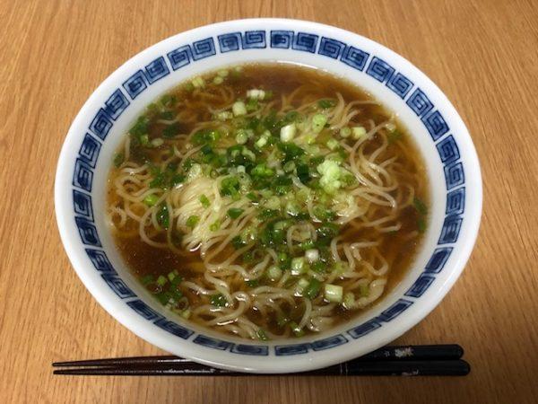 もっちり生製麺の喜多方ラーメン3