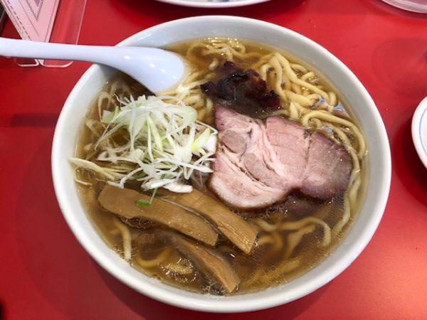 麺来亭ラーメン