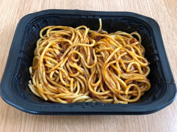 ミートソーススパゲティ3