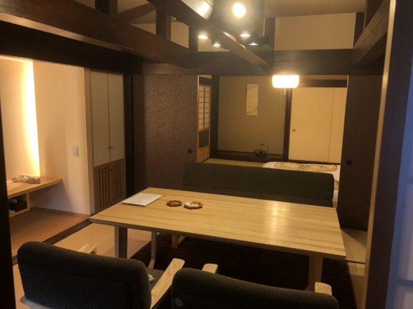 山田屋旅館「月庭」