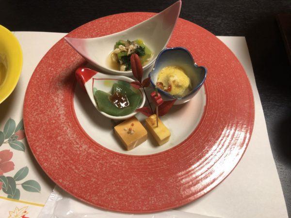 山田屋旅館料理