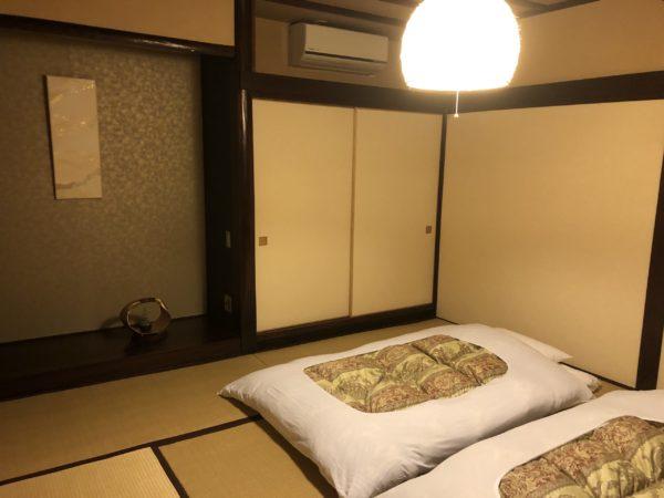 山田屋旅館「月庭」2