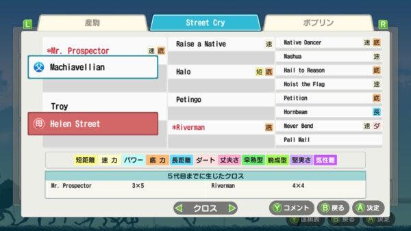 Street Cry×ポプリン クロス効果