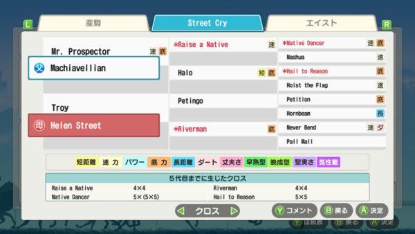 Street Cry×エイスト(クロス効果)
