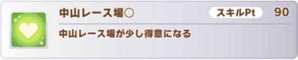 中山レース場〇