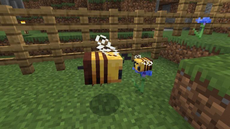 ミツバチを湧かせる(子供)