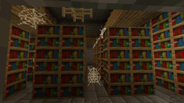 エンド要塞書庫