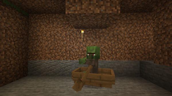 村人ゾンビボート