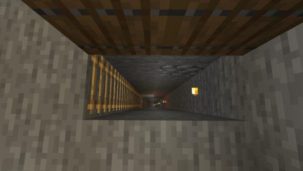 地下採掘場(入口)