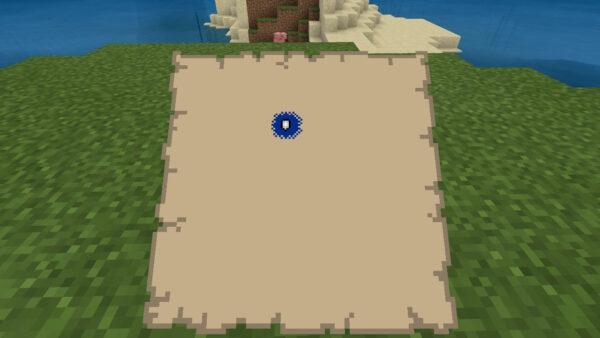 地図(位置表示)