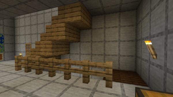水流エレベーター(階段比較)