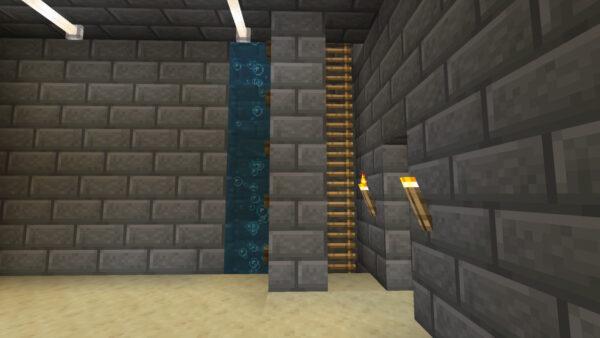 水流エレベーター(中層)
